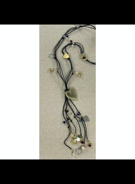 multicharm Necklaces