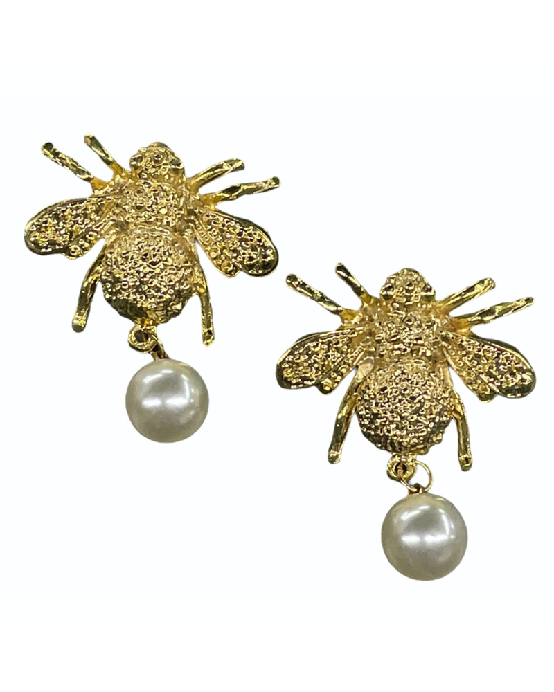 Bees Earrings