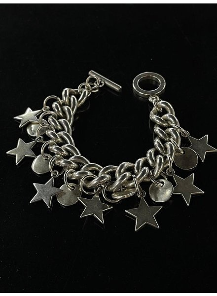 multi stars 4 soles bracelet