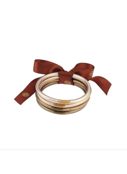 All Weather Bangles Bronze