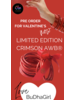 CRIMSON ALL WEATHER BANGLES MD (SET OF 3) Limited Edition