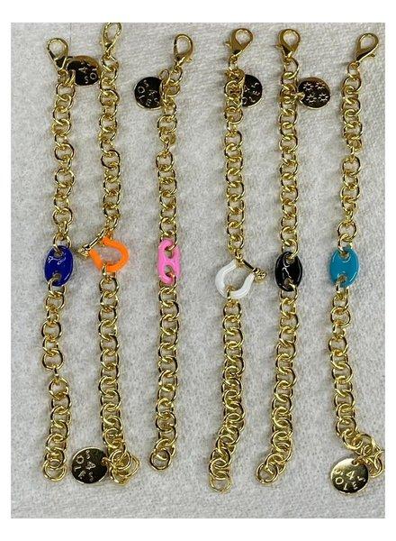 lock bracelet by 4 soles