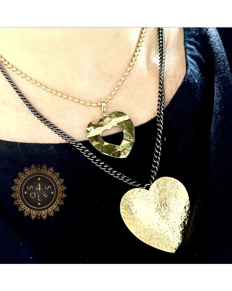 2 layers necklace by 4 Soles