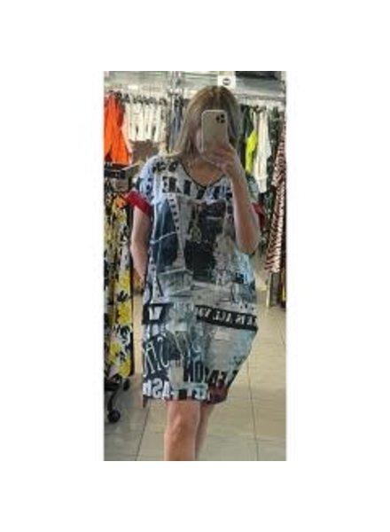 shakti dress one size by omdaya