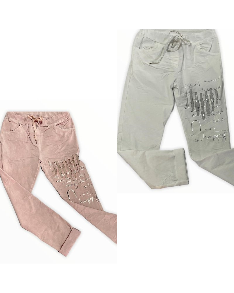 Jogger Pants One size