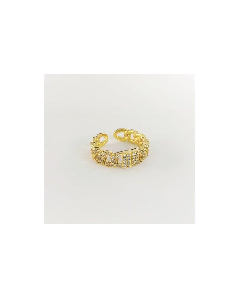 Curb Chain Ring