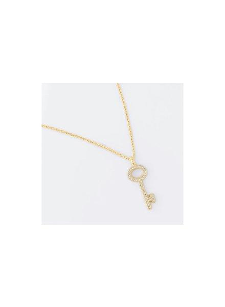 Key Necklace 002