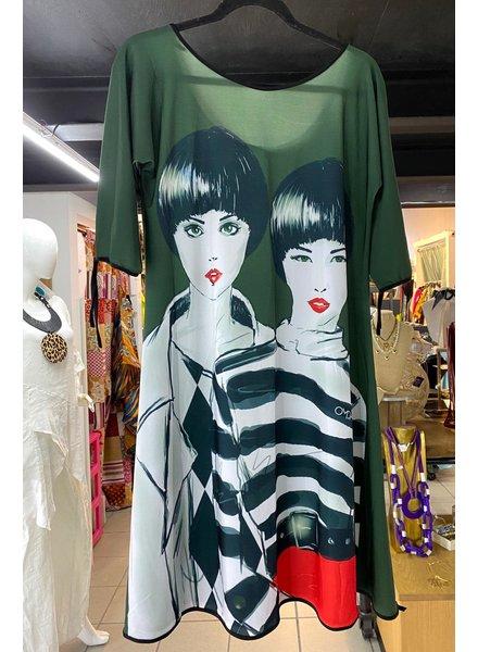 Omtara Dress