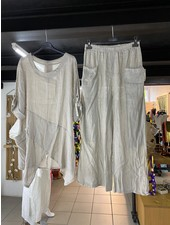 linen pant one size
