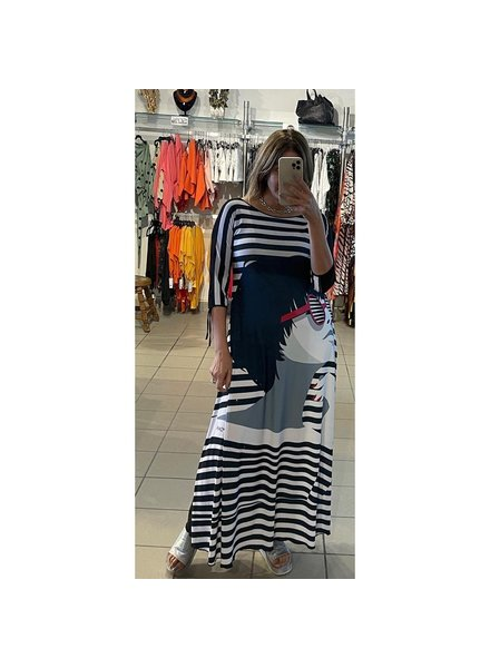 Omtara maxi Dress by Omdaya