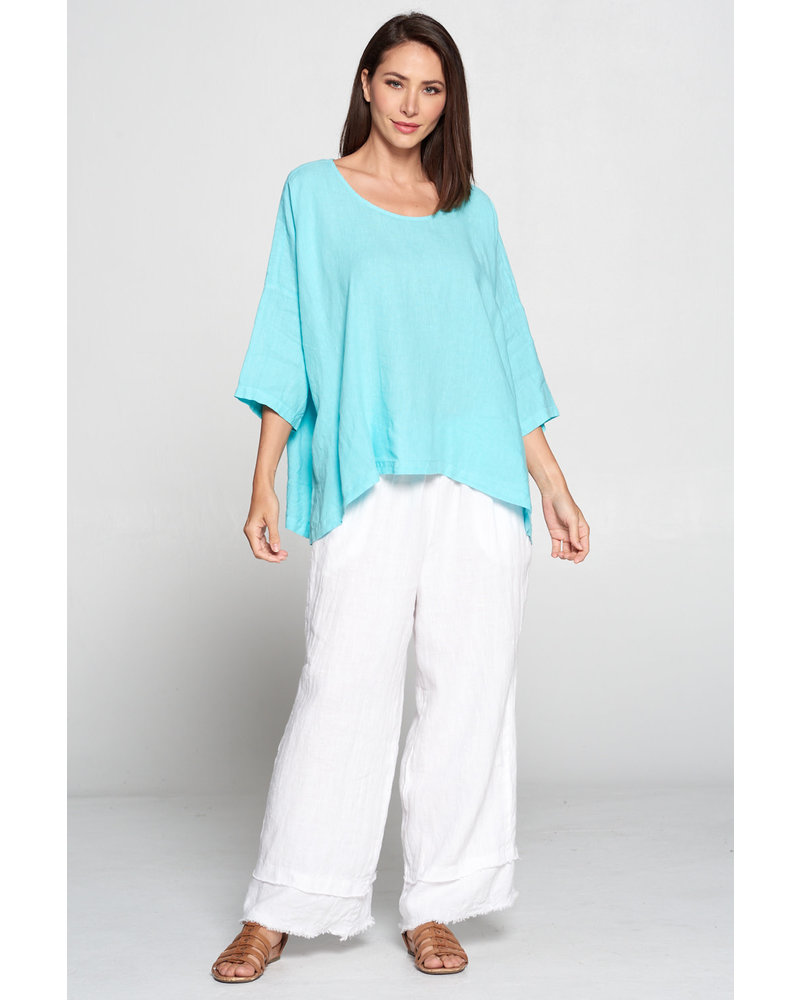 DROP SHOULDER TOP Over size