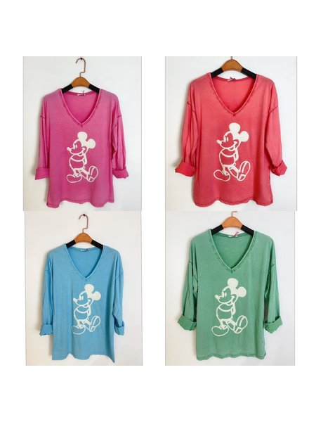 mickey mouse one size t shirt
