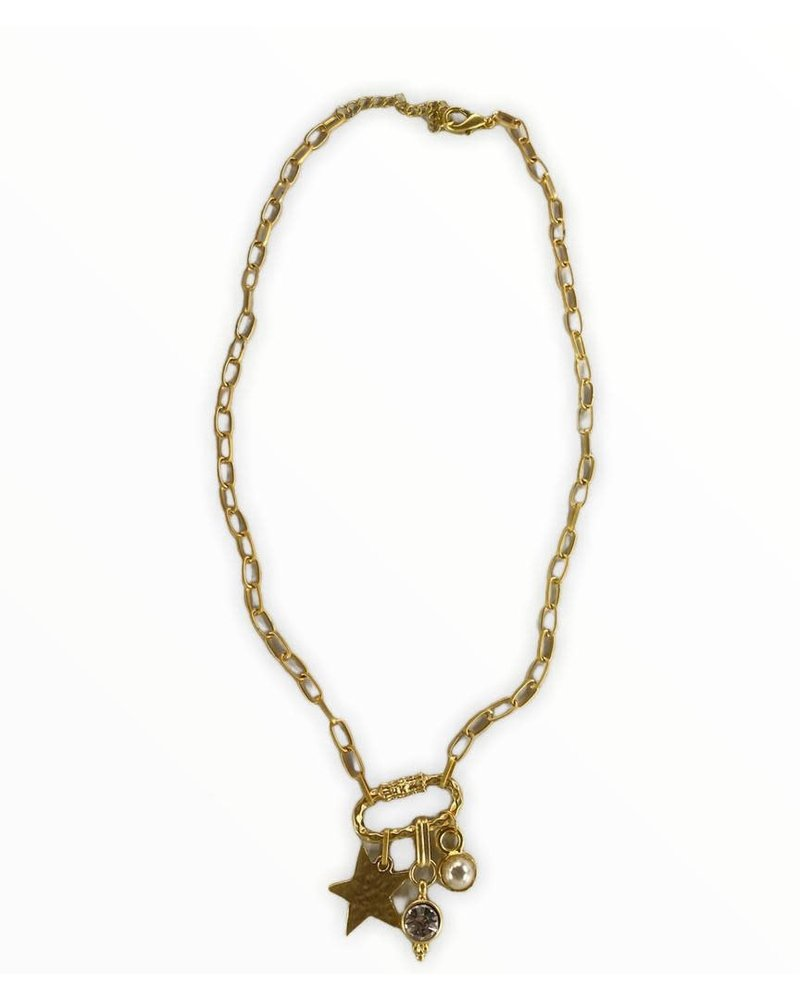 chokcer necklace