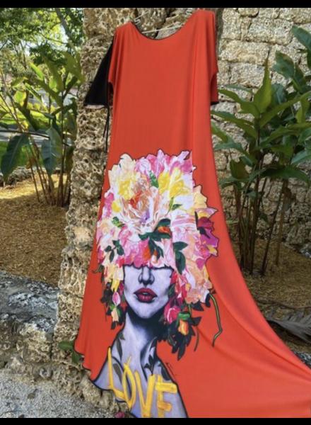 Omdaya Love dress