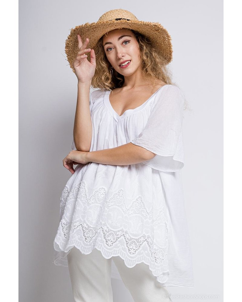 Bohemian Tunic One size Plus