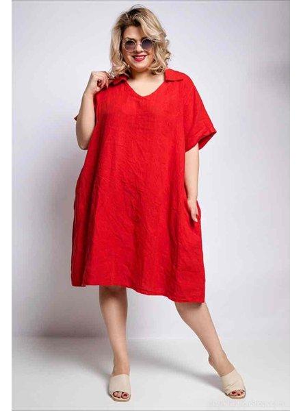 One size  linen Dress