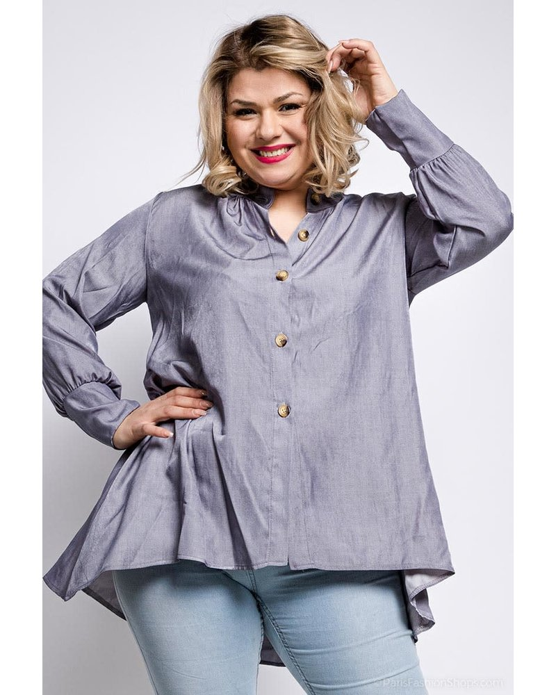 Chemise Top One size