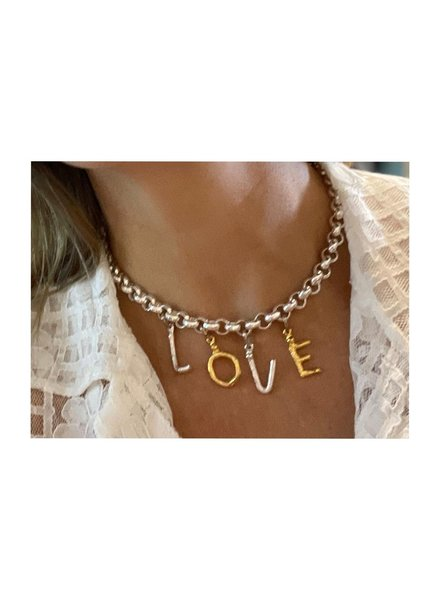 Love Necklace mix 4 Soles