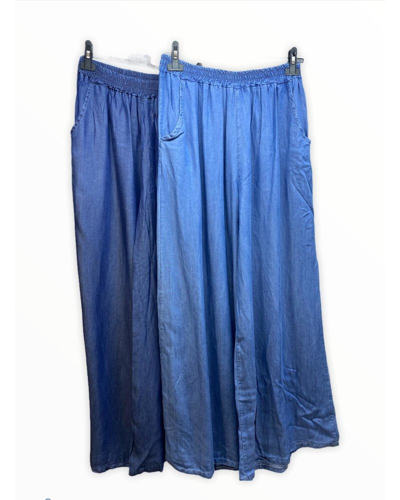 denim pants one size