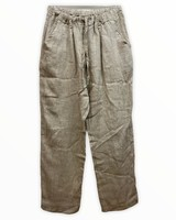 linen pant one size regular