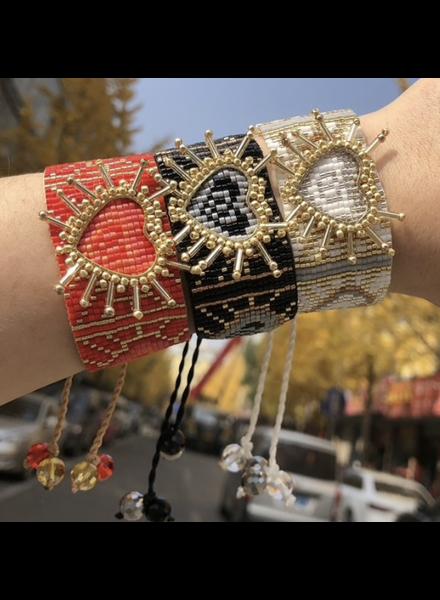Heart Bohemian Bracelet