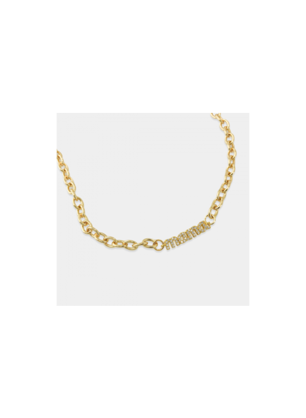 Mama Chain Necklace