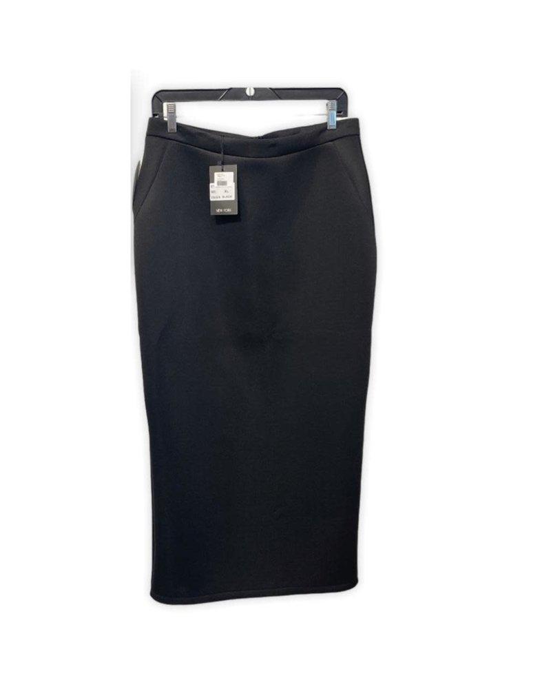 black skirt small