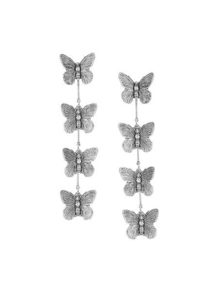 THEODORE Butterflies earrings