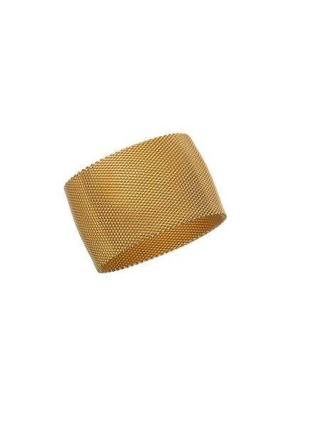 Piato Mesh Bracelet 22k
