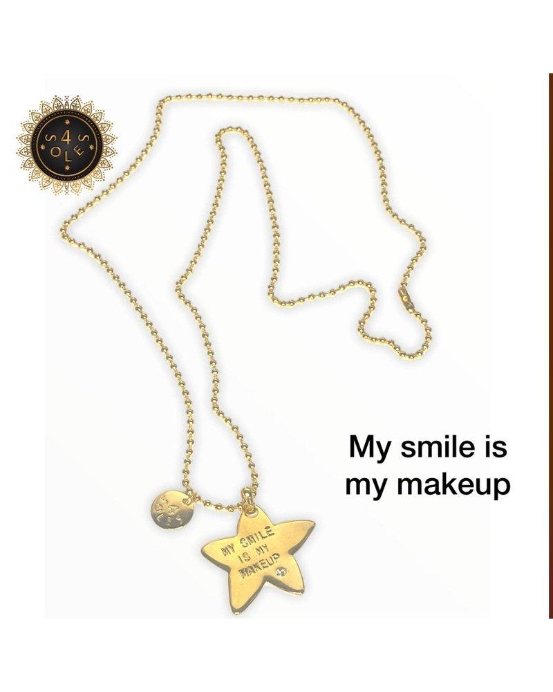 Copy of n5662 Sea Star 2 Necklace 4 Soles