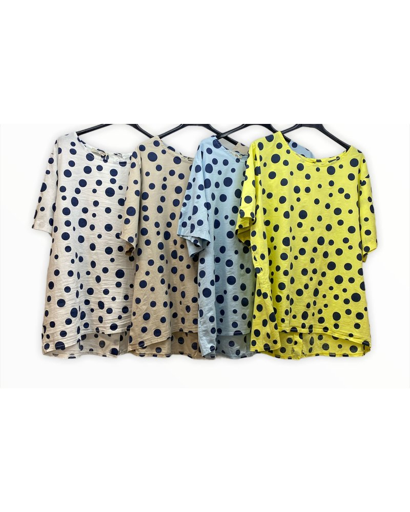 Dots Top One Size