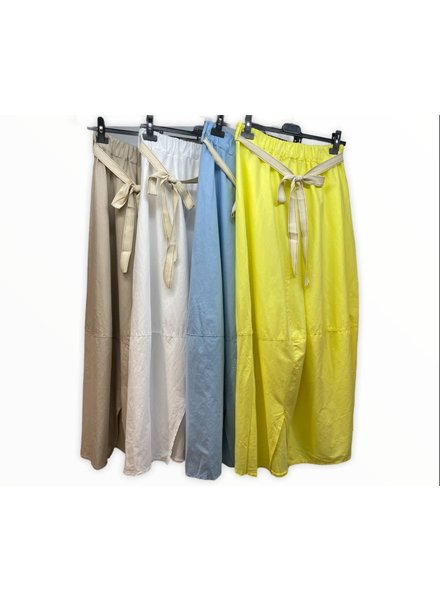 Cotton Skirt One Size