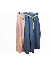 Linen Skirt One Size