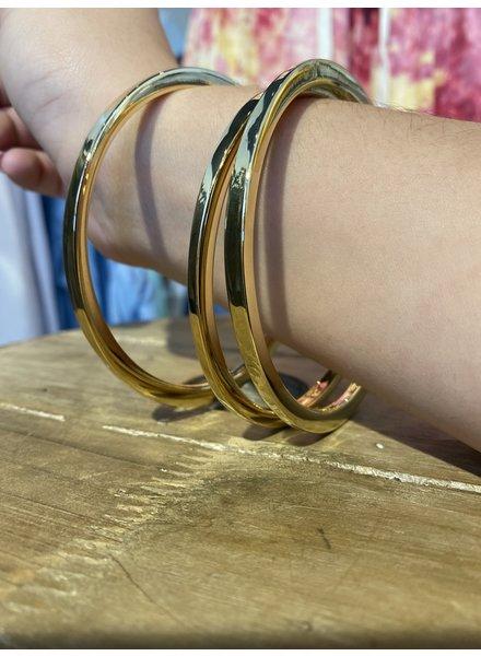 Gold Bangles Plus