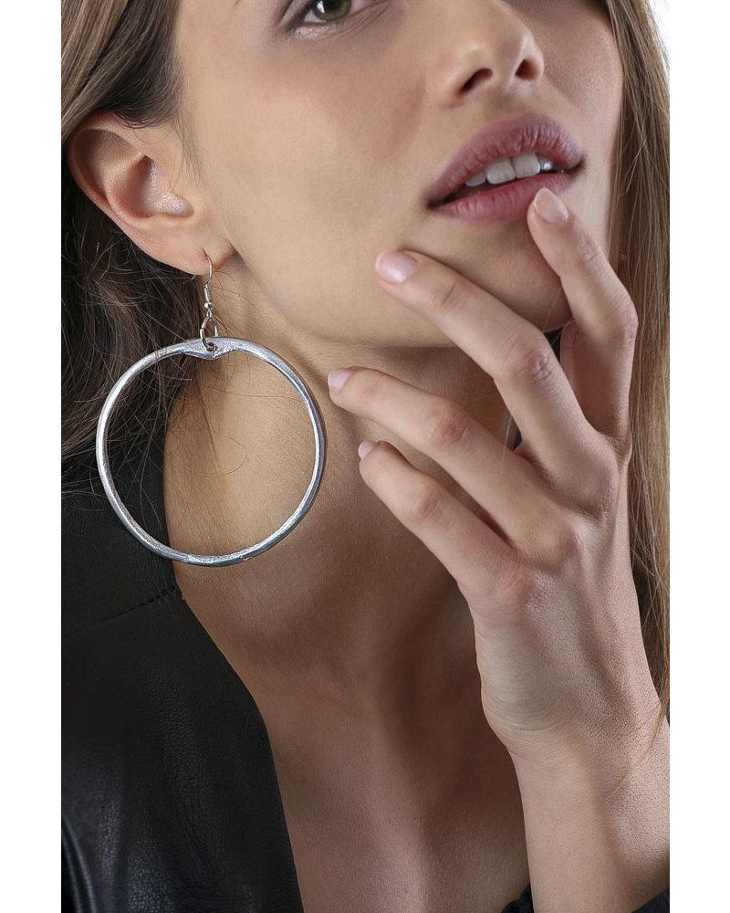 al17253 EARRINGS CERCLE MM