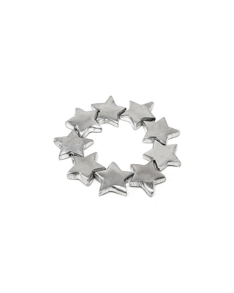 al11029 BRACELET ELASTIC 9 STARS