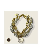 Doble Chain by 4 Soles