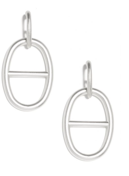 Mariner Link Drop Earring Jewelry