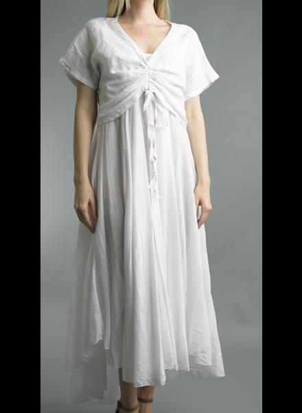 2 Pieces Linen Dress