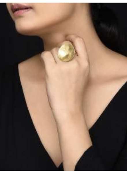 Geo Ring by 4 Soles