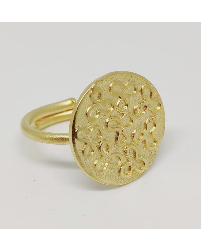 Bliss Ring by 4 Soles