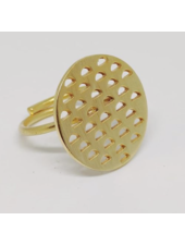 wave Ring by 4 Soles