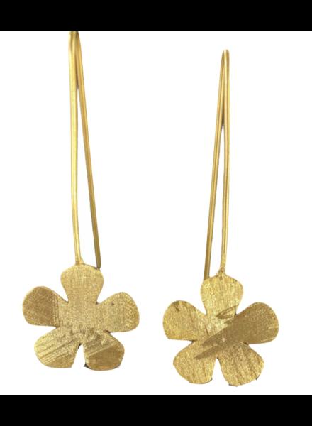 Flower Earrings by 4 soles