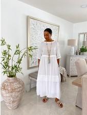 Long Dresses Linen/Cotton One Size
