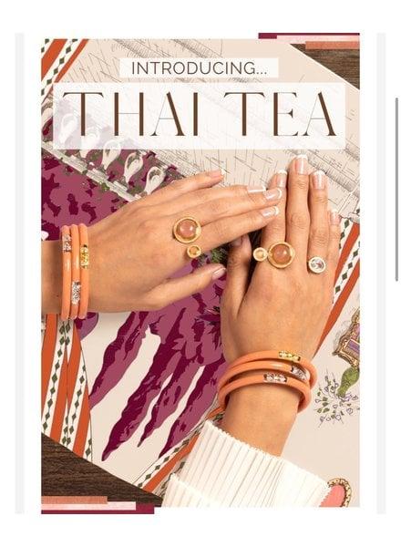 Thai Tea Three King All Weather Bangles