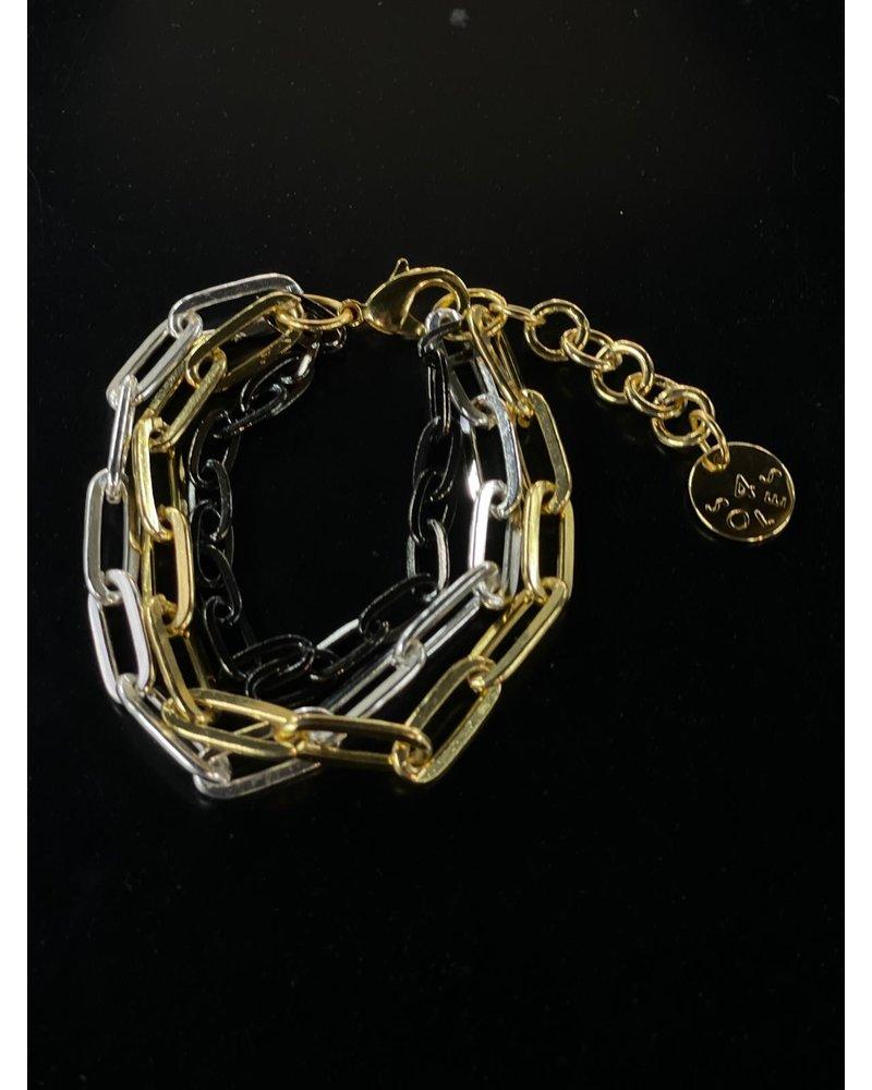 3 layers Marine Bracelet