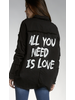 All You need is love Jacket