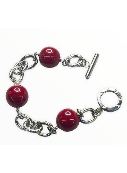Silver Bracelet by 4 Soles