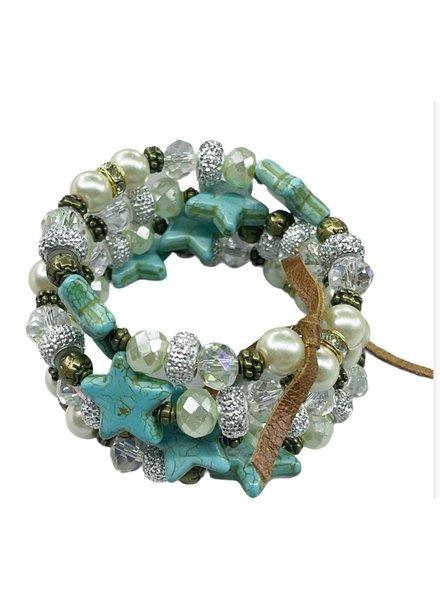Star Bracelet Hand made