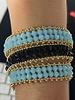 3 Crystals Bracelets